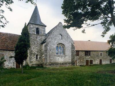 Le prieuré de St Sulpice