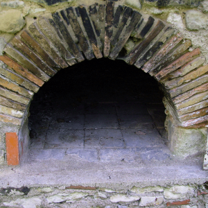 Bread oven of St Sulpice