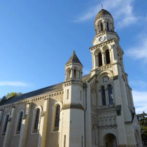 Eglise des Ormes