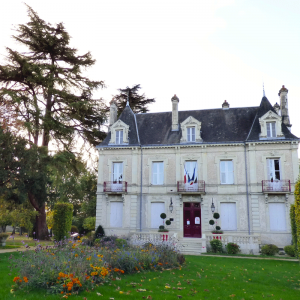 Townhall of Les Ormes