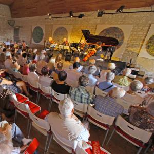 Poste aux Chevaux - Concert