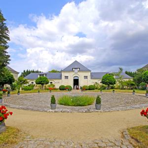 Poste aux Chevaux -Cour intérieure