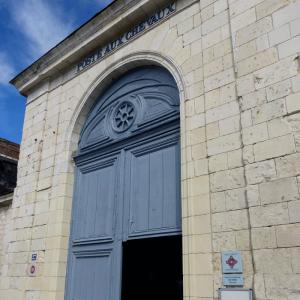 Poste aux Chevaux - Entrée