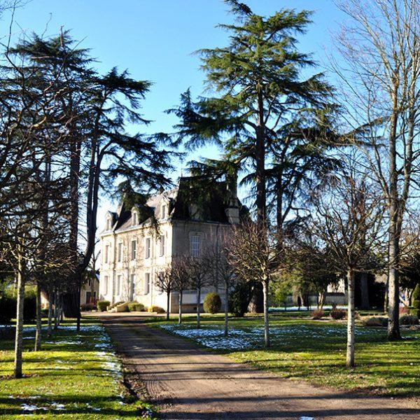 Le parc de la Mairie